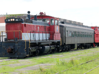 NASA locomotive No. 2