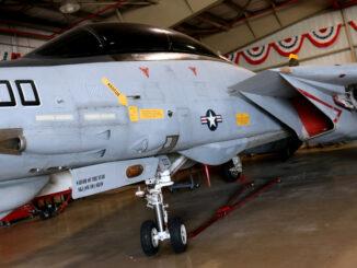 Grumman F-14 Tomcat in Miami