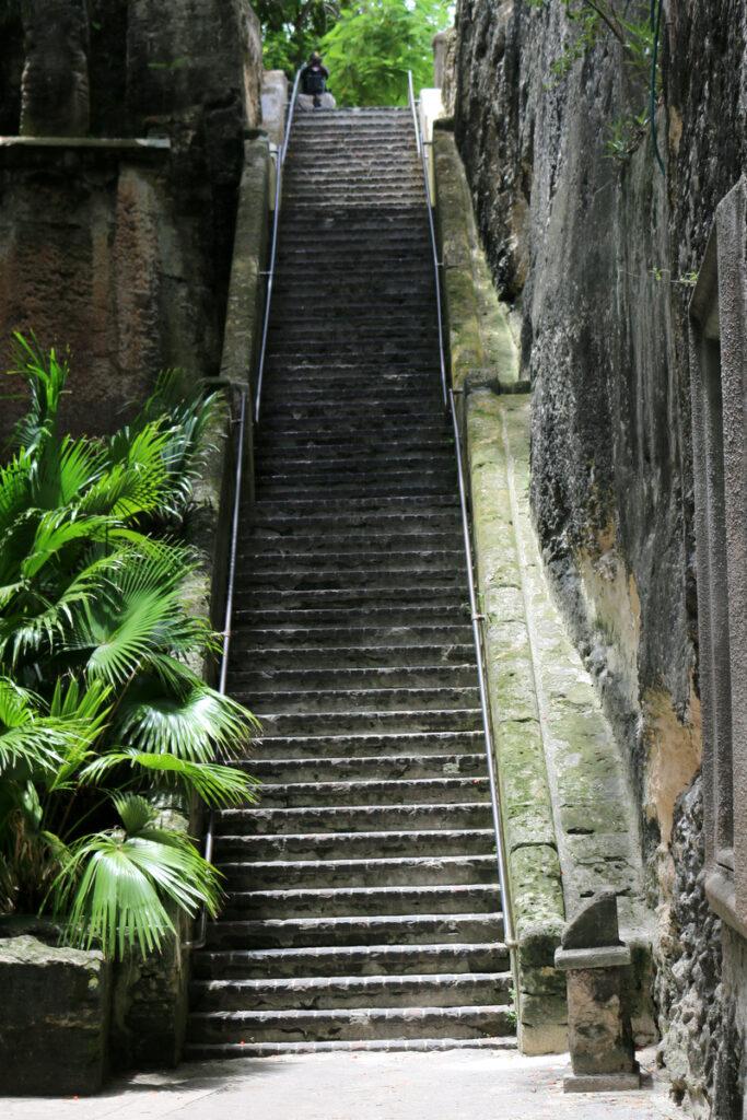 Queen's Staircase
