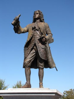 James Oglethorpe Statue