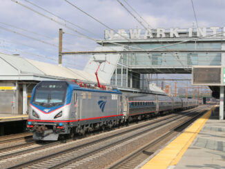 Newark Liberty International Airport Train Station