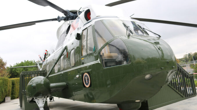 """Sikorsky VH 3A """"Sea King"""""""