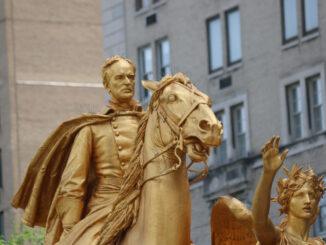 Sherman Memorial