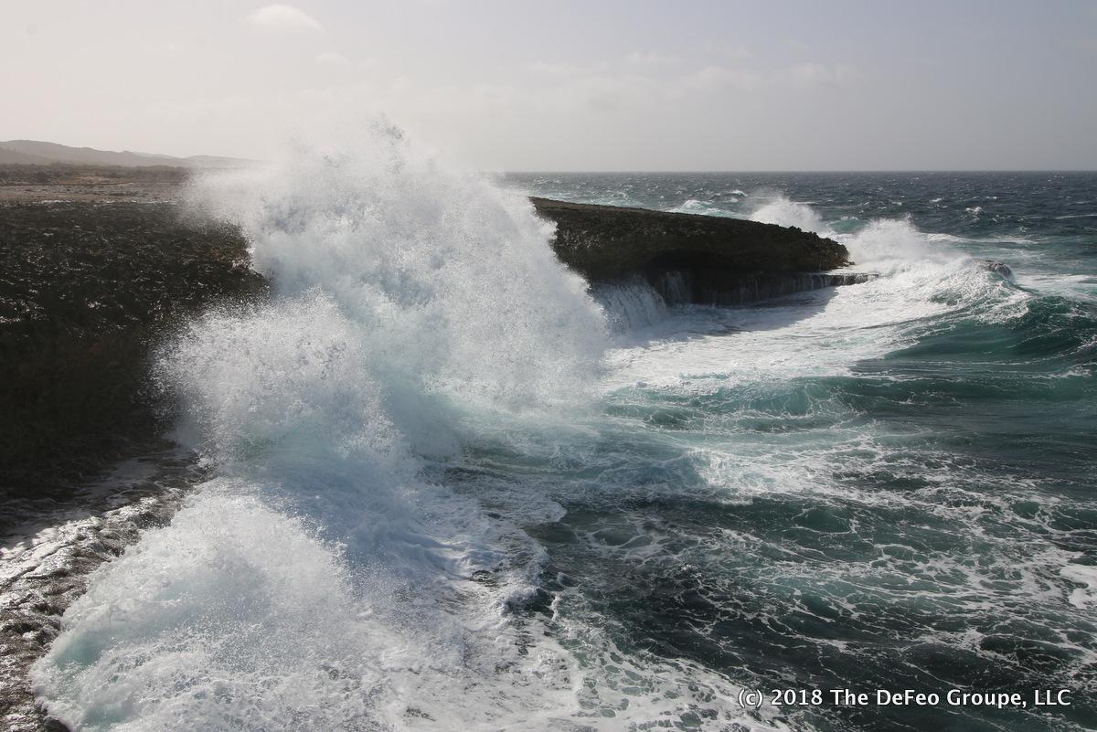 North Coast of Curaçao